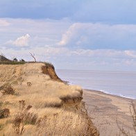 Covehithe Cliffs © Oliver Salathiel