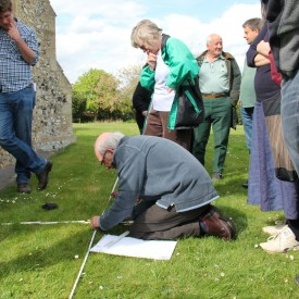 Recording Demonstration, Brecks and Mortar 25-04-15
