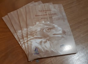 Journal of Breckland Studies Released