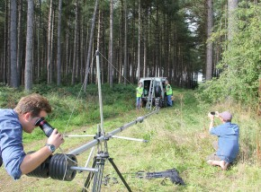 Work Experience Opportunities Available With Local Film Production Crew